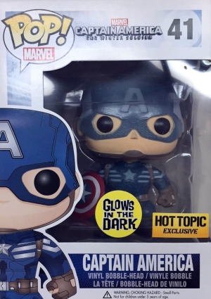 Ultimate Funko Pop Captain America Figures Checklist and Gallery 28
