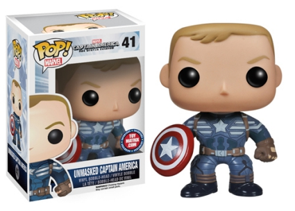 Ultimate Funko Pop Captain America Figures Checklist and Gallery 29