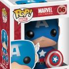 Ultimate Funko Pop Captain America Figures Checklist and Gallery