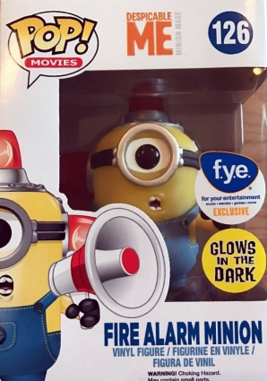 Ultimate Funko Pop Despicable Me Figures Checklist and Gallery 16