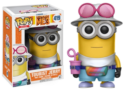 Ultimate Funko Pop Despicable Me Figures Checklist and Gallery 37