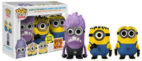 Ultimate Funko Pop Despicable Me Figures Checklist and Gallery 48
