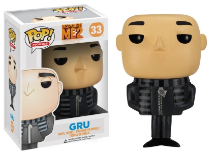 Ultimate Funko Pop Despicable Me Figures Checklist and Gallery 1