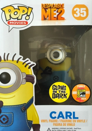 Ultimate Funko Pop Despicable Me Figures Checklist and Gallery 25