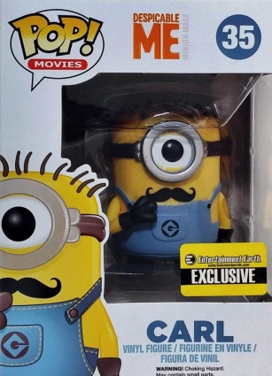 Ultimate Funko Pop Despicable Me Figures Checklist and Gallery 24