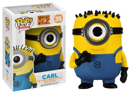 Ultimate Funko Pop Despicable Me Figures Checklist and Gallery 23