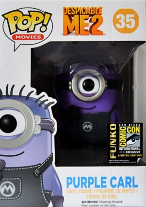 Ultimate Funko Pop Despicable Me Figures Checklist and Gallery 26