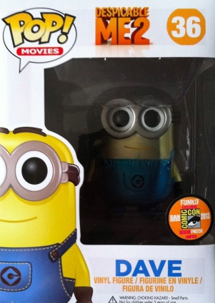 Ultimate Funko Pop Despicable Me Figures Checklist and Gallery 8