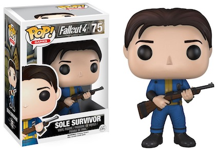 Ultimate Funko Pop Fallout Figures Checklist and Gallery 17