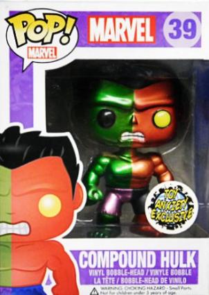 Ultimate Funko Pop Hulk Figures Checklist and Gallery 25