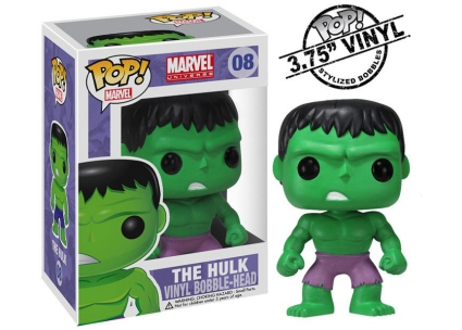 Ultimate Funko Pop Hulk Figures Checklist and Gallery 1