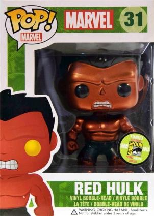 Ultimate Funko Pop Hulk Figures Checklist and Gallery 23