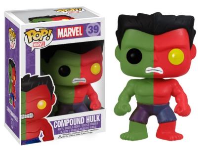 Ultimate Funko Pop Hulk Figures Checklist and Gallery 24