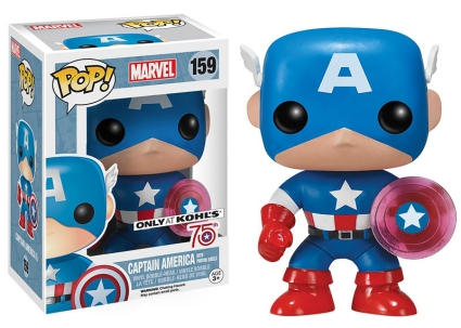 Ultimate Funko Pop Captain America Figures Checklist and Gallery 34