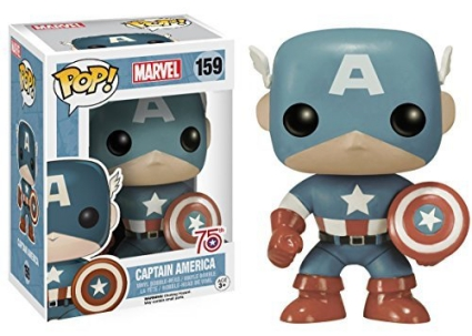 Ultimate Funko Pop Captain America Figures Checklist and Gallery 35