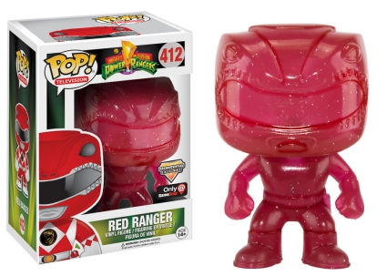 Ultimate Funko Pop Power Rangers Figures Gallery and Checklist 24