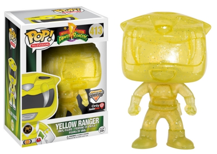 Ultimate Funko Pop Power Rangers Figures Gallery and Checklist 25