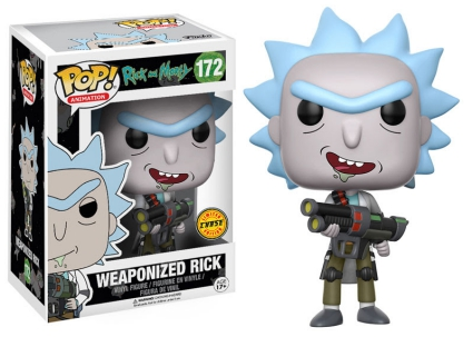 Ultimate Funko Pop Rick and Morty Figures Checklist and Gallery 9