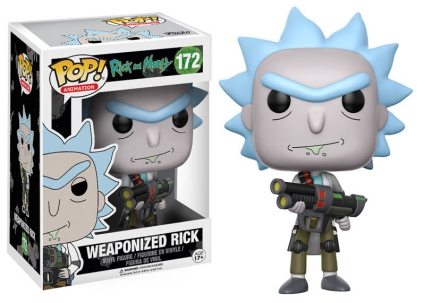 Ultimate Funko Pop Rick and Morty Figures Checklist and Gallery 8