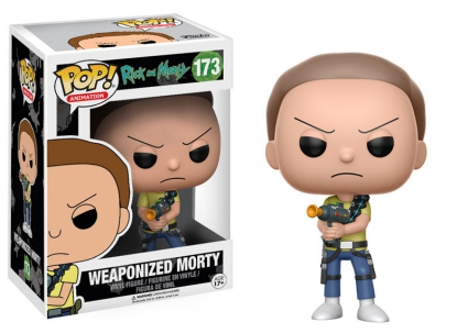 Ultimate Funko Pop Rick and Morty Figures Checklist and Gallery 10