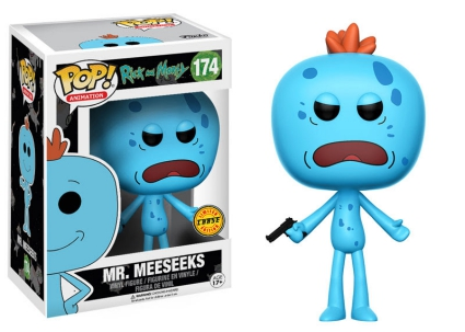Ultimate Funko Pop Rick and Morty Figures Checklist and Gallery 12