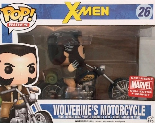Ultimate Funko Pop Wolverine Figures Checklist and Gallery 24
