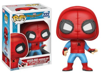 Funko Pop Spider-Man Homecoming Vinyl Figures 6