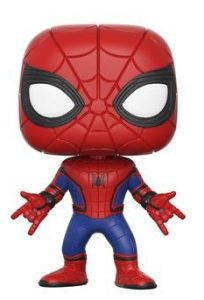 Funko Pop Spider-Man Homecoming Vinyl Figures 1
