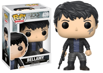 Funko Pop The 100 Vinyl Figures 22