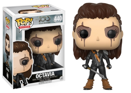 Funko Pop The 100 Vinyl Figures 23