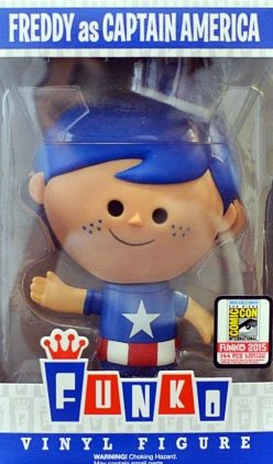 Ultimate Funko Pop Captain America Figures Checklist and Gallery 37
