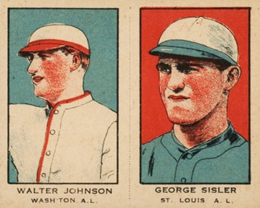 Top 10 George Sisler Baseball Cards 3