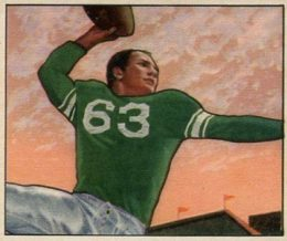 Top 10 Y.A. Tittle Football Cards 11