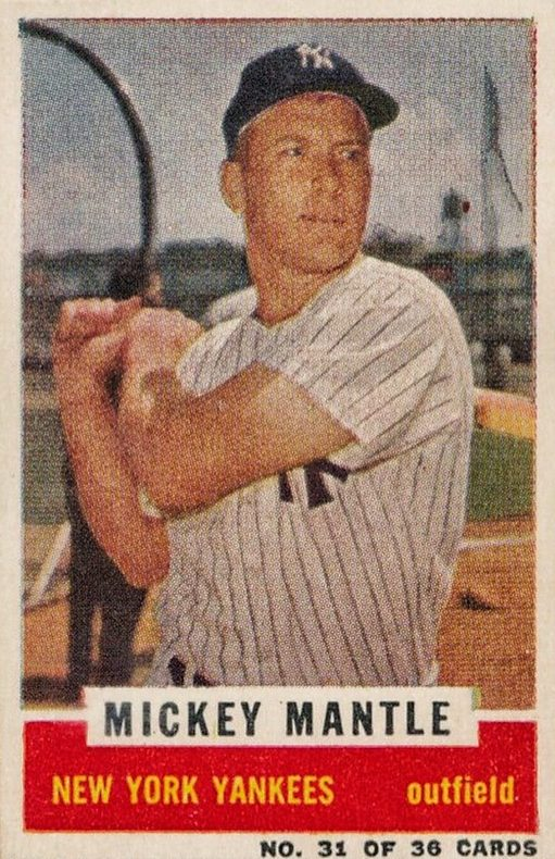 Top 10 Vintage Baseball Card Singles of 1960 7