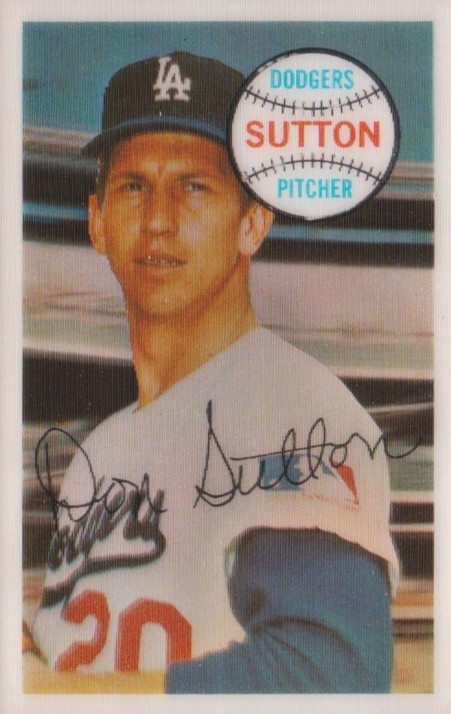 Top 10 Don Sutton Baseball Cards 1