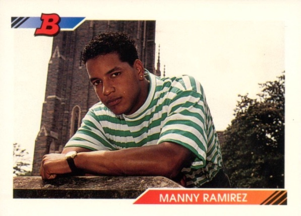 Top 10 Manny Ramirez Baseball Cards 11