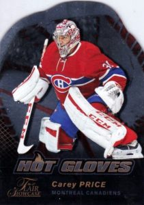 2016-17 Fleer Showcase Hockey