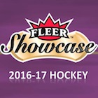 2016-17 Fleer Showcase Hockey Cards