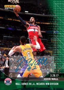 2016-17 Panini Instant NBA Basketball Cards 40