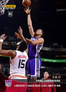2016-17 Panini Instant NBA Basketball Cards 39