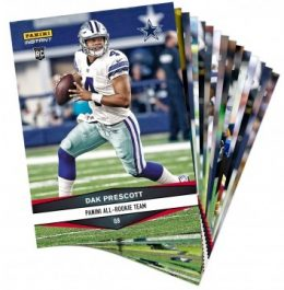 2016 Panini Instant NFL Football Cards 44