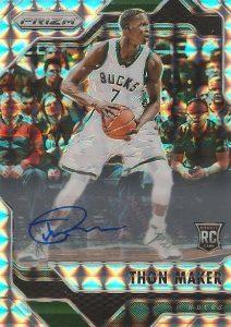 2016-17 Panini Mosaic Prizm Basketball Cards 22