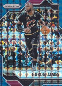 2016-17 Panini Mosaic Prizm Basketball Cards 21