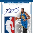 2016-17 Panini National Treasures Basketball Cards