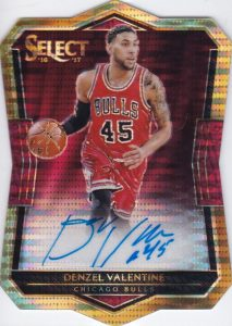 2016-17 Panini Select Basketball Cards 31