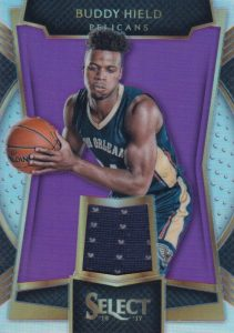 2016-17 Panini Select Basketball Cards 34