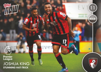 2016-17 Topps Now Premier League Soccer Cards 28
