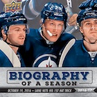 2016-17 Upper Deck Biography of a Season Hockey Cards