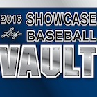 2016 Leaf Showcase Baseball Vault Cards