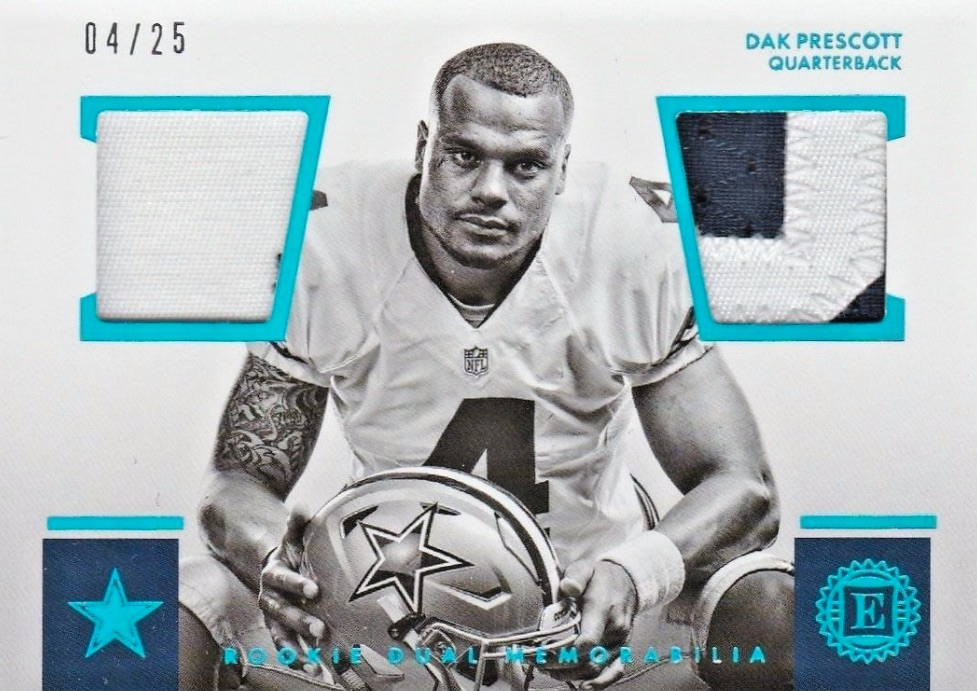 2016 Panini Encased Football Cards 28